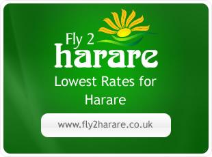 Fly 2 Harare